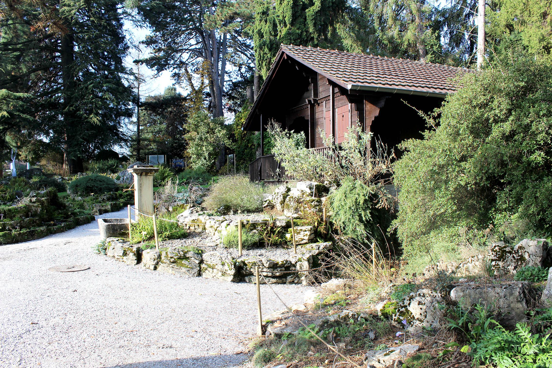 Un dimanche en famille au jardin alpin de meyrin les for Jardins jardin 2016